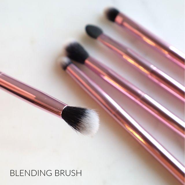 Alex Eyeshadow Brush Set